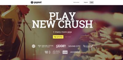 Screen gigmit