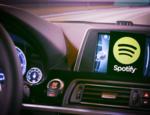 spotify in car