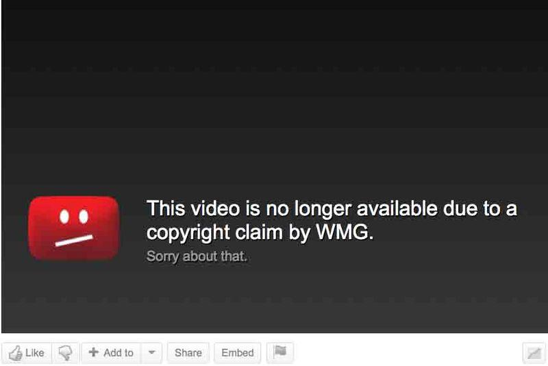 05 YouTube Copyright infringement