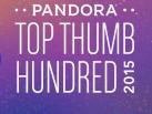Pandora top 100 thumb