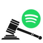 Spotify legal