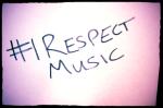 #I Respect Music