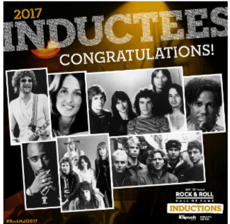Rock   Roll Hall of Fame 2017