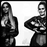 Adele vs Beyonce