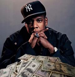 Jay Z cash