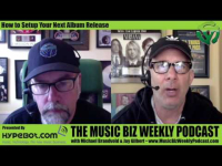 Music biz weekly podcast photo