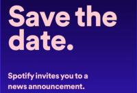 Spotify April 24