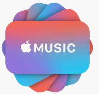 Apple music cards