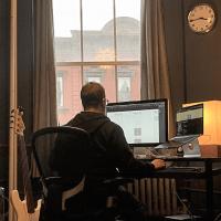 Josh-working