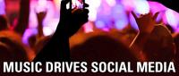 music social media