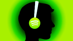 Spotify hardware headphones