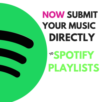 Spotify - submit direct