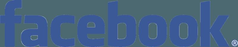 Facebook wide logo