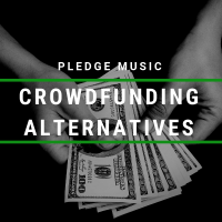 PledgeMusic Alternatives
