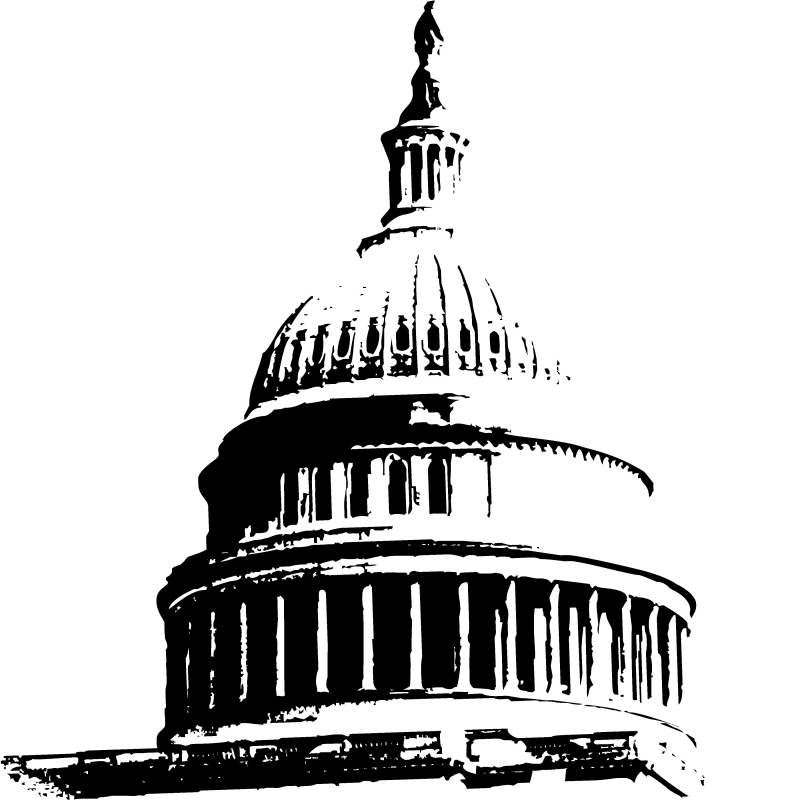 Capitol-building-washington-dc-clipart-10